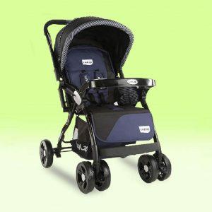 LuvLap Galaxy Baby Stroller_Black