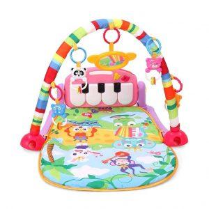 Musical Baby Play Gym_Purple