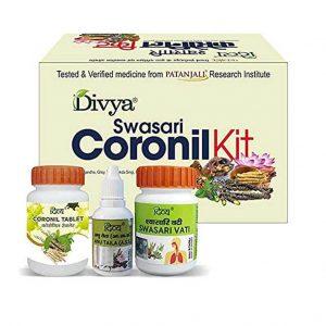 Patanjali Divya Swasari Coronil Kit_cover