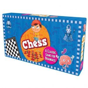 Pegasus Hobby Chess_cover