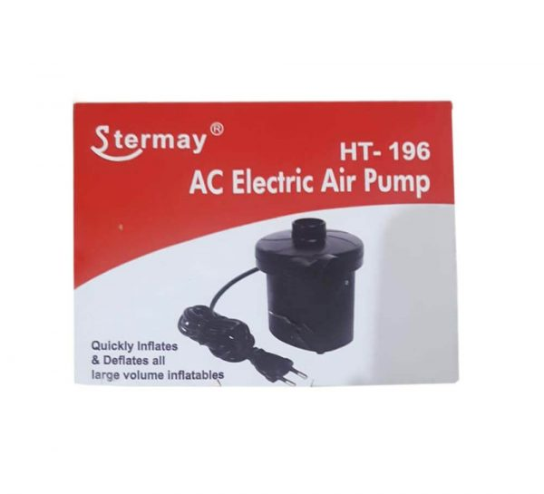 Stermay HT-196 AC Electric Air Pump_cover1