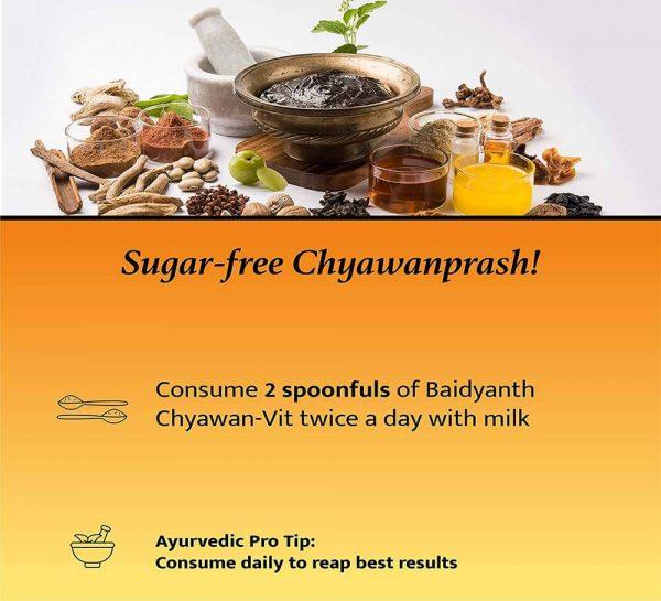 Baidyanath Sugarfree Chyawan-Vit_cover4