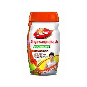Dabur Chyawanprakash Sugarfree_cover