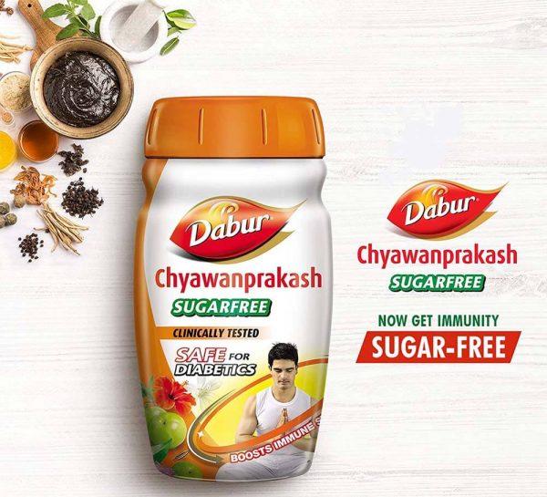 Dabur Chyawanprakash Sugarfree_cover4