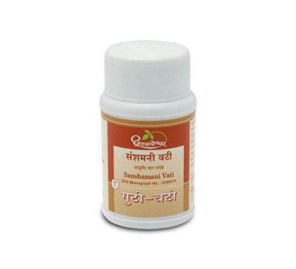 Dhootapapeshwar Sanshamani Vati_cover