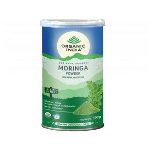 Organic India Moringa Powder_cover