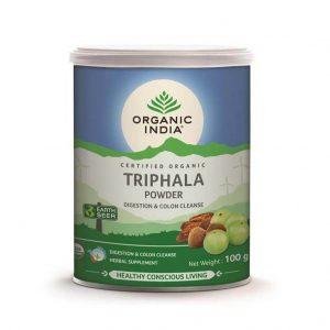 Organic India Triphala Powder_cover