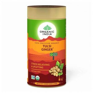 Organic India Tulsi Ginger_cover
