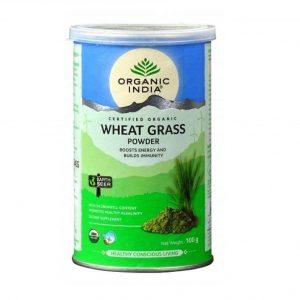 Organic India Wheat Grass_Cover