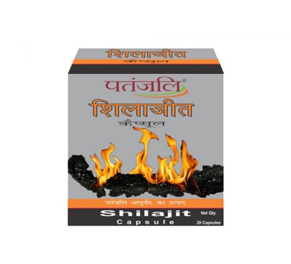 Patanjali Shilajit Capsule_cover