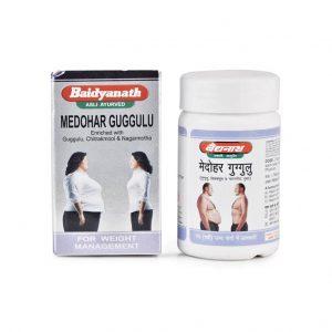 Baidyanath Medohar Guggulu_cover