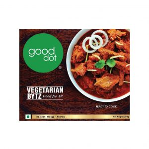 GoodDot Vegetarian Bytz_cover