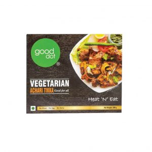 Gooddot Vegetarian Achari Tikka_cover