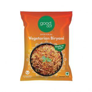 Gooddot Vegetarian Biryani_cover
