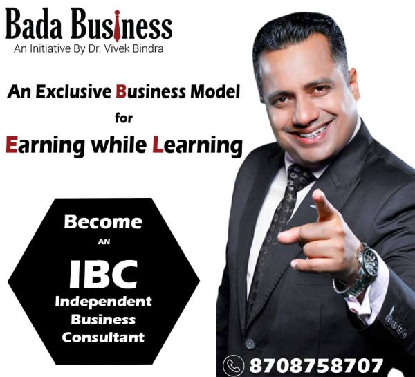 Independent Business Consultant-IBC-Bada Business-new