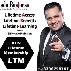 Lifetime Membership-LTM-Bada Business
