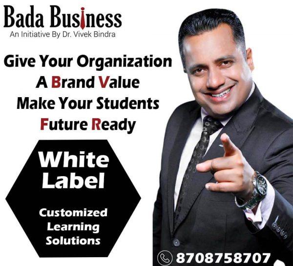 White Label -Bada Business