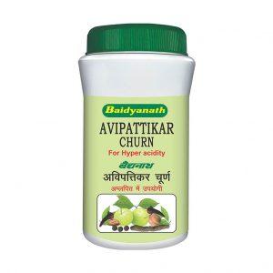 Baidyanath Avipattikar Churna_cover