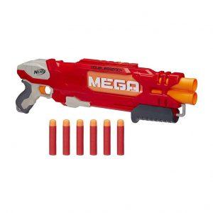 NERF N-Strike Mega Doublebreach Blaster_cover
