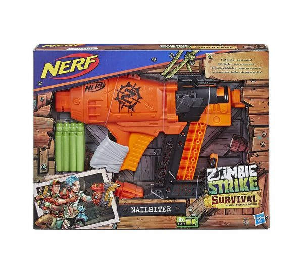 NERF Zombie Strike Survival System Nailbiter Blaster_cover1