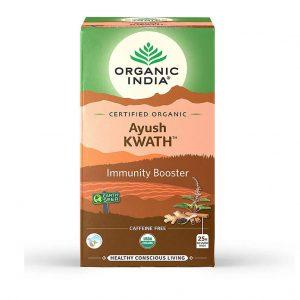 Organic India Ayush Kwath_cover